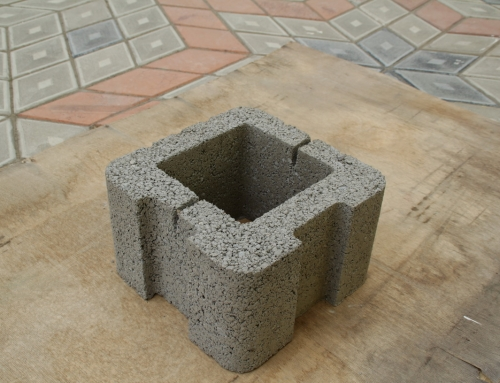 Опора столба квадратная угловая