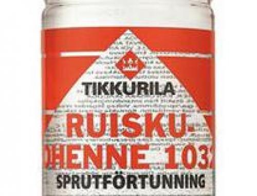 Растворитель для распыления RUISKUOHENNE 1032